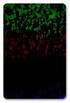 421Crystal Чёрный Калейдос