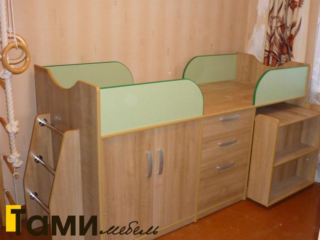 Детская кровать на заказ в Гомеле Тами мебель