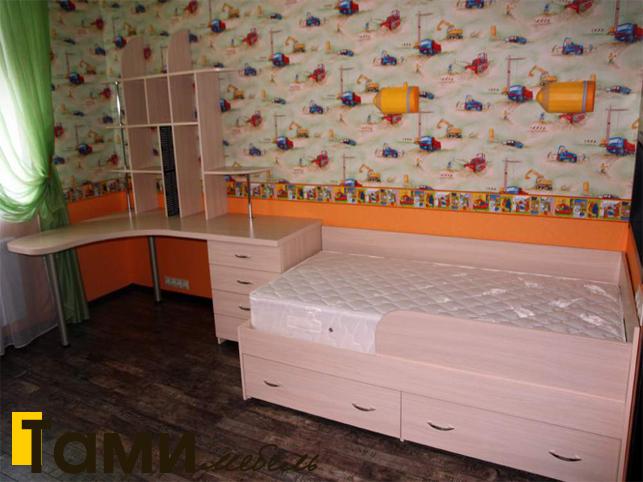 Детская на заказ в Гомеле от Тами мебель