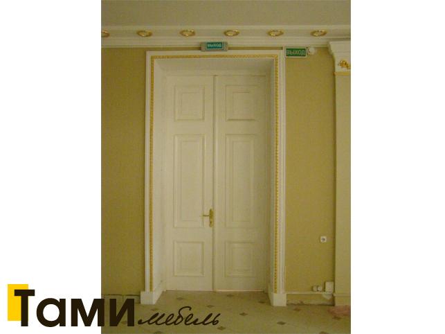 Двери из массива в Гомеле