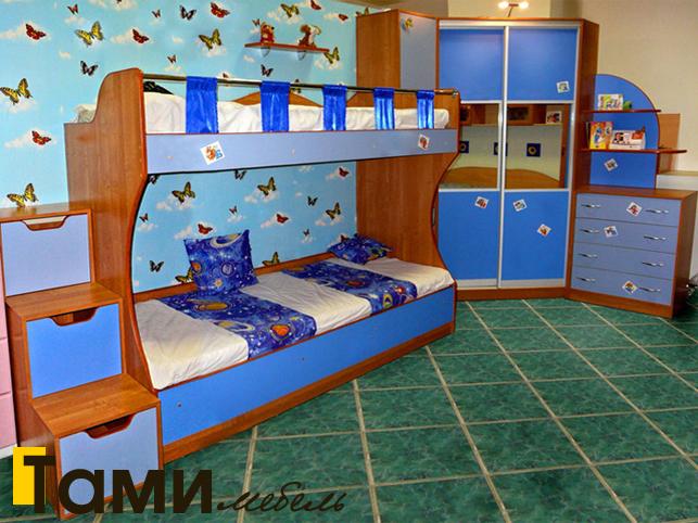 Комплект детской мебели на заказ в Гомеле