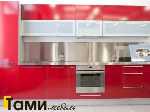 Кухня из пластика11