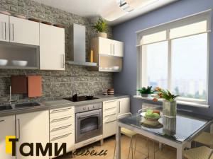 Кухня из пластика17
