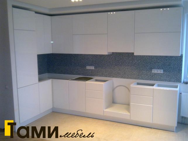 Кухня с фасадами пленочный мдф19