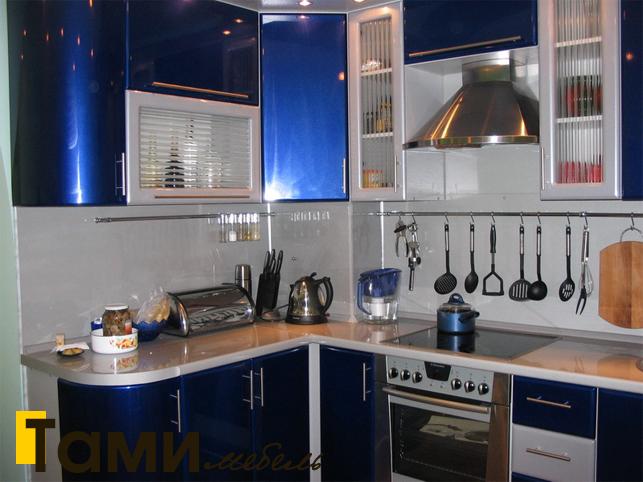Кухня с фасадами пленочный мдф22
