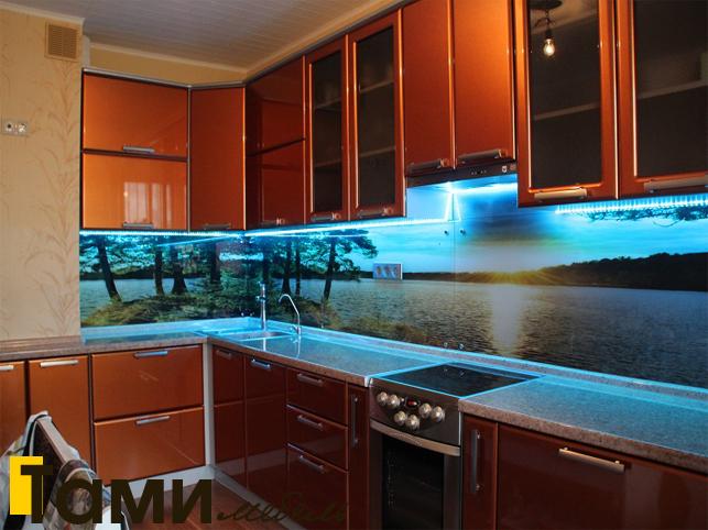 Кухня с фасадами пленочный мдф39