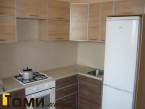 кухня с фасадами из дсп11