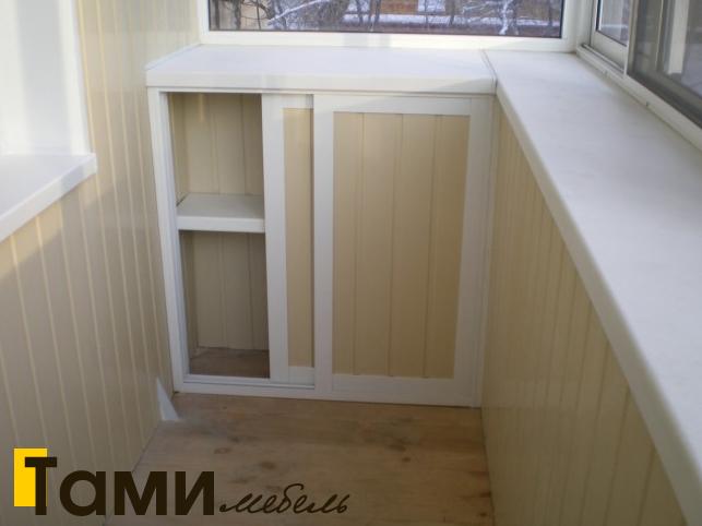 Как сделать мебель на балкон своими руками